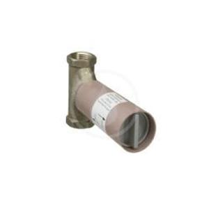 HANSGROHE - Montážní tělesa Základné teleso na uzatvárací ventil pod omietku DN 20 (15970180)