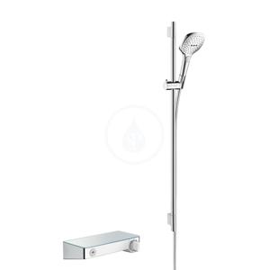 HANSGROHE - ShowerTablet Select 300 Combi 0,90 m s ručnou sprchou Raindance Select E 120 3jet, chróm (27027000)