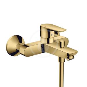 HANSGROHE - Talis E Vaňová batéria, leštený vzhľad zlata (71740990)