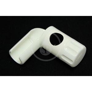 HANSGROHE - Unica´88 Držiak na štandardnú sprchovú tyč priemer 22 mm, biela (28672450)