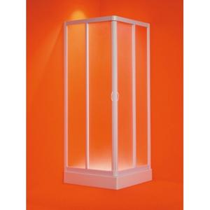 HOPA - Čtvercový sprchový kout ANGOLO - Šíře - 100 cm, Hloubka - 100 cm (OLBVEL10EX)