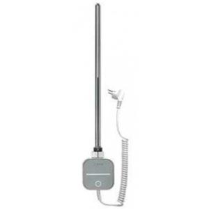 HOPA - Topná tyč ITAKA s termostatem a časovačem - Stříbrná, 300 W (RDOITAKA03C3)