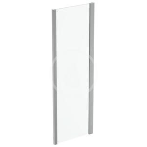 IDEAL STANDARD - Connect 2 Pevná boční stěna 850 mm, silver bright/čiré sklo (K9301EO)