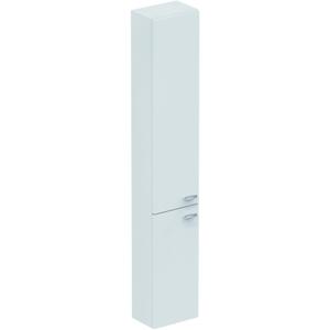 IDEAL STANDARD - Connect Space Vysoká skrinka 300x210x1750 mm, lesklá stredne sivá (E0379KR)