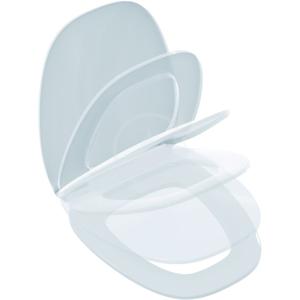 IDEAL STANDARD - Dea WC sedadlo ultra ploché SoftClose, biela matná (T676783)