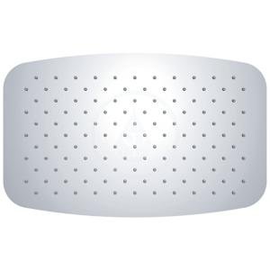 IDEAL STANDARD - Idealrain Cube Hlavová sprcha LUXE, 400x250 mm, kartáčovaná nerezová ocel (B0391MY)