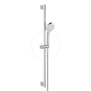 IDEAL STANDARD - Idealrain Evo Jet Sprchová souprava Diamond, tyč 900 mm s ruční sprchou, 3 proudy, chrom (B2238AA)