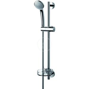 IDEAL STANDARD - Idealrain Sprchová súprava 600 mm S1 s ručnou sprchou 80 mm, 1 prúd, chróm (B9501AA)
