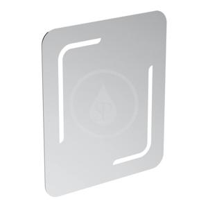 IDEAL STANDARD - Mirror&Light Zrcadlo 600x700 mm s LED osvětlením a podsvícením (T3350BH)