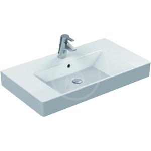 IDEAL STANDARD - Strada Nábytkové umývadlo 810x455x150 mm, s Ideal Plus, biela (K0810MA)