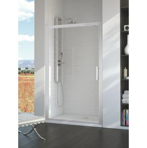 IDEAL STANDARD - Synergy Sprchové dvere posuvné 100 cm, silver bright (lesklá strieborná) (L6389EO)