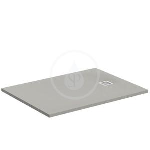 IDEAL STANDARD - UltraFlat S Sprchová vanička 1200 mm x 700 mm, betónovosivá (K8221FS)