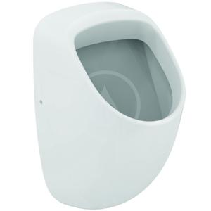IDEAL STANDARD - Urinály Urinál Connect 310 mm x 335 mm x 650 mm (prítok zakrytý), biela s Ideal plus (E5671MA)