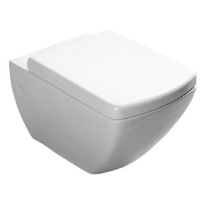 ISVEA - PURITY WC závesné 35x55,5cm (10PL02001) (10PL02007)