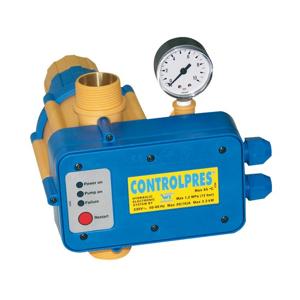"IVAR CONTROLPRES s redukčním ventilem 5/4"" - 230V IVAR.CONTROLPRES CONTROLPRES (CONTROLPRES)"