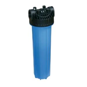 """IVAR Demineralizační filtr - pro plnění topných systémů - 1"""" včetně náplně IVAR.FP DEMI 200 BIG (IVADEMIBIG200)"""