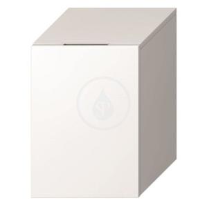 JIKA - Cubito Nízka skrinka, 320x322x472 mm – dvere pravé, farba biela (H43J4201205001)