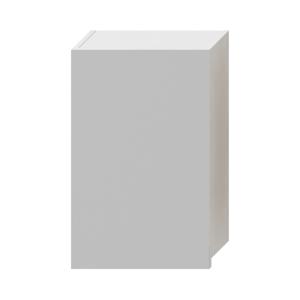 JIKA Deep BÍLÁ zrcadlová skříň 58x76x17 L/P H4541634345001 (H4541634345001)