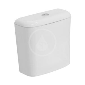JIKA - Lyra plus WC nádržka kombi, spodní napouštění, včetně splachovacího mechanismu, bílá (H8273830002811)
