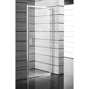JIKA - Lyra Plus sprchové dveře jednokřídlé 90x190, sklo transparentní (H2543820006681)
