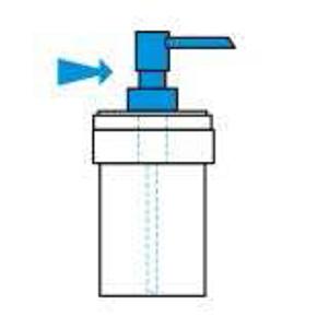 JIKA ND náhradní pumpička pro dávkovače mýdla (H3983W30040011)