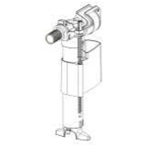 JIKA ND napouštěcí ventil do modulu, universální (H8936860000001)