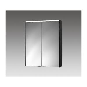 JOKEY KHX 60 dřevěný dekor-tmavý zrcadlová skříňka MDF 251012020-0960 (251012020-0960)