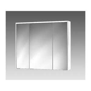 JOKEY KHX 90 dřevěný dekor-bílá zrcadlová skříňka MDF 251013120-0111 (251013120-0111)