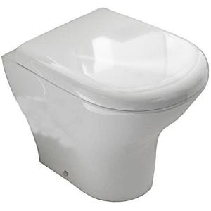 KERASAN - AQUATECH WC misa 36,5x42x55cm, spodný/zadný odpad (371601)