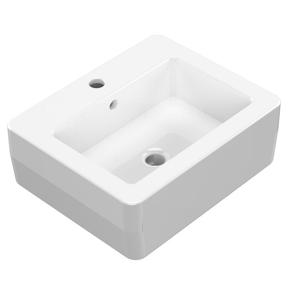 KERASAN - EGO keramické umývadlo 50x40cm (324101)