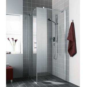 Kermi Bočná stena Filia XP TWD 09020 875-900 / 2000 strieborná vys.lesk ESG číre Clean bočná stena (FXTWD09020VPK)