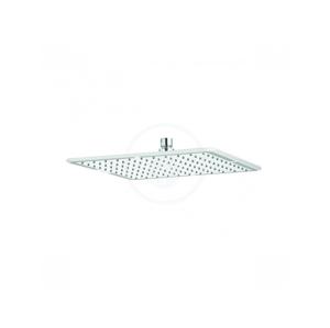 KLUDI - A-Qa Horní sprcha, 300x300 mm, bílá (6453091-00)