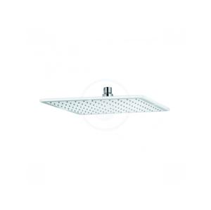 KLUDI - A-Qa Horní sprcha, 400X400 mm, bílá (6444091-00)