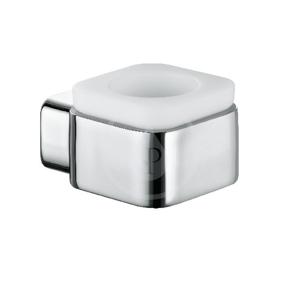 KLUDI - E2 Svícen na čajovou svíčku, chrom (4998305)