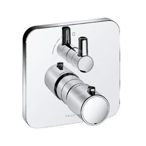 KLUDI - E2 Termostatická sprchová batéria pod omietku, chróm (498350575)