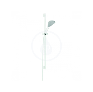 KLUDI - Fizz Sprchová súprava, biela/chróm (6774091-00)