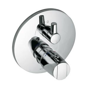 KLUDI - Objekta Termostatická sprchová batéria pod omietku, chróm (358350538)