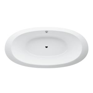 Laufen - Il Bagno Alessi One Vana, 2030 x 1020 mm, bílá, Vaňa, 2030 mm x 1020 mm, biela – s rámom, senzorové ovládanie, vzduchová a vodná masáž, LED osvetlenie (H2439700006751)