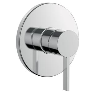 Laufen - Kartell Vrchná súprava podomietkovej sprchovej batérie na Simibox (H3313360040001)