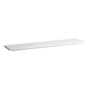 Laufen - Palace Keramická polička, 1800 mm, Keramická polička, 1800 mm – štandardné vyhotovenie, biela mat (H8704387570001)