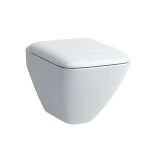 Laufen - Palace Závěsný klozet compact, 490 x 360 mm, bílá - standardní provedení (H8207030000001)