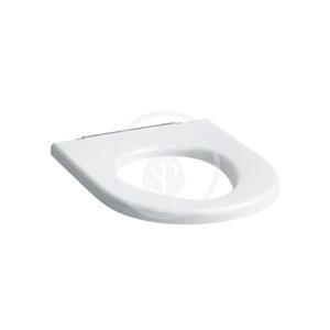 Laufen - Pro Liberty WC sedadlo bez poklopu, odnímateľné, duroplast, biela (H8989513000001)
