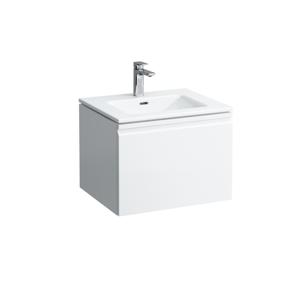 Laufen - Pro S Skrinka s umývadlom, 600 mm x 500 mm, farba biela mat (H8609614631041)