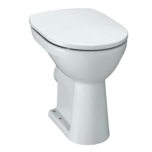 Laufen - Pro Stojící klozet, 470 x 360 mm, bílá, Stojacie WC, 470x360 mm, biela (H8259560000001)