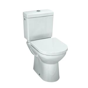 Laufen - Pro Stojící kombinační mísa, 670 x 360 mm, bílá, WC kombi misa, 670x360 mm, s LCC, biela (H8249564000001)