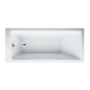Laufen - Pro Vana, 1600 x 700 mm, bílá, Vaňa, 1600 mm x 700 mm, biela – s rámom, senzorové ovládanie, vzduchová masáž (H2339510006051)