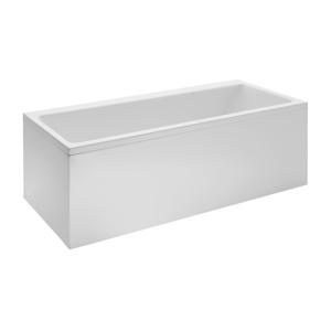 Laufen - Pro Vana do levého rohu, 1700 x 700 mm, bílá, Vaňa s konštrukciou a čelným panelom pravým, 1700 mm x 700 mm, biela (H2309560000001)