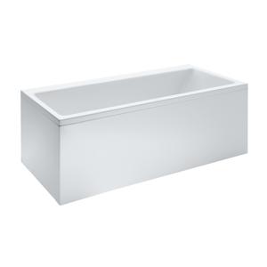 Laufen - Pro Vana do pravého rohu, 1600 x 700 mm, bílá, Vaňa do pravého rohu, 1600 mm x 700 mm, biela – s rámom, senzorové ovládanie, vodná masáž (H2339550006351)