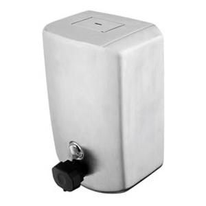 NIMCO Hygienický program Zásobník na tekuté mýdlo-broušená nerez HPM 9231-10 (HPM 9231-10)