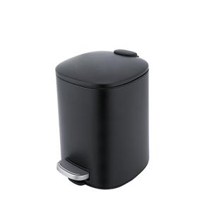 NIMCO koš odpadkový 9005-90 5l černá mat (KOS 9005-90)